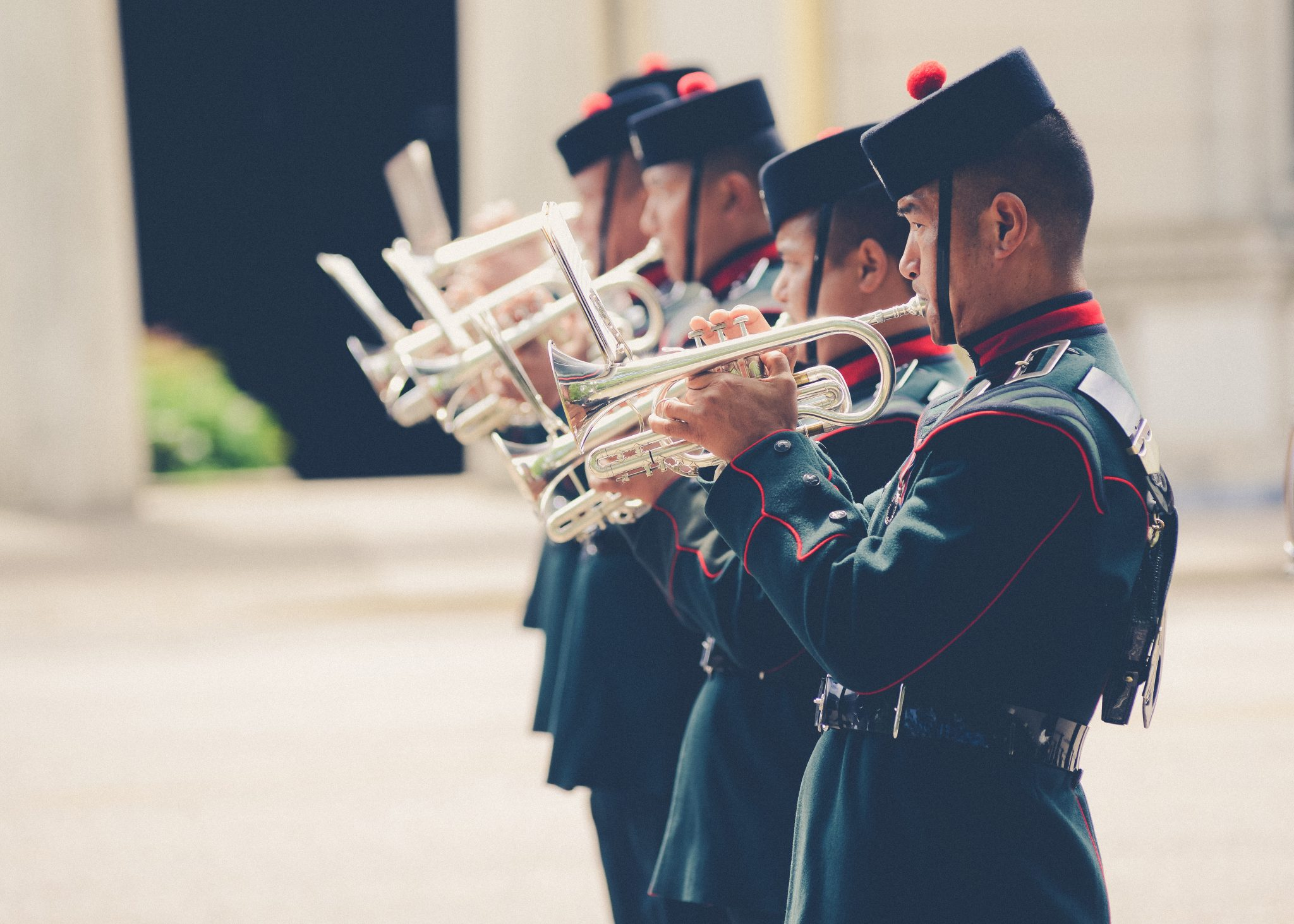 Westminster, Military Band Instruments