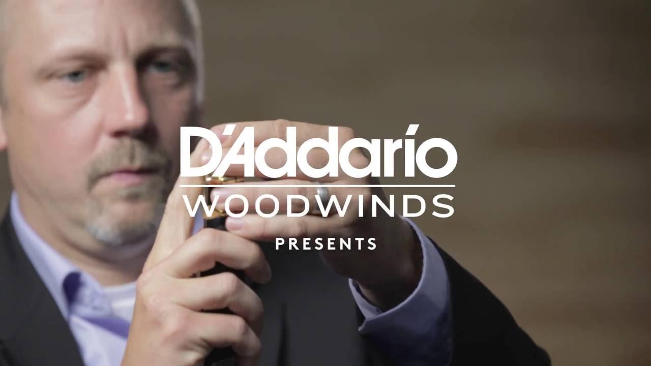 D'Addario Woodwind reed craftsmanship