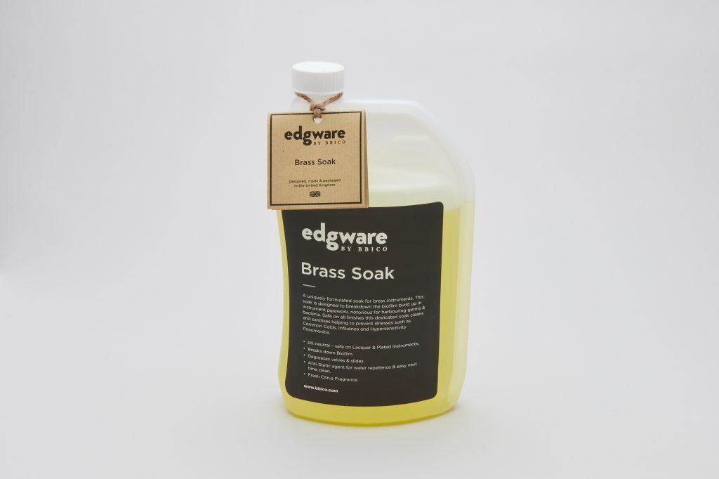 edgware Brass Soak