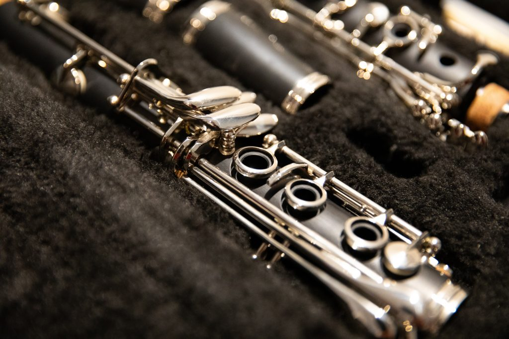 clarinet in a case - keeping you and your instrument healthy