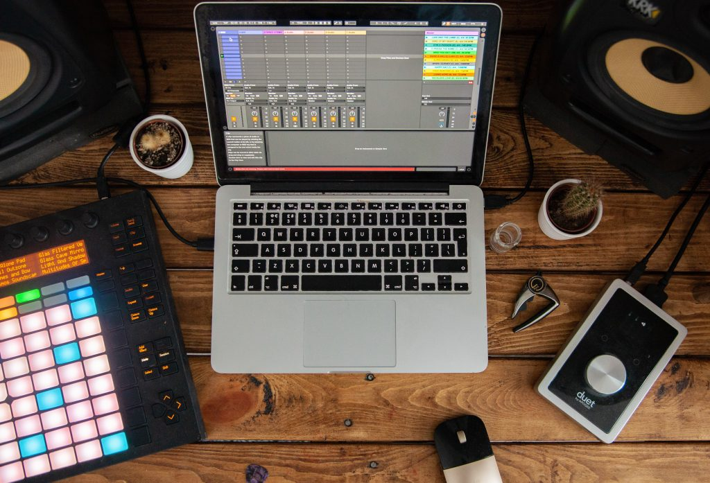 musical software and hardware products