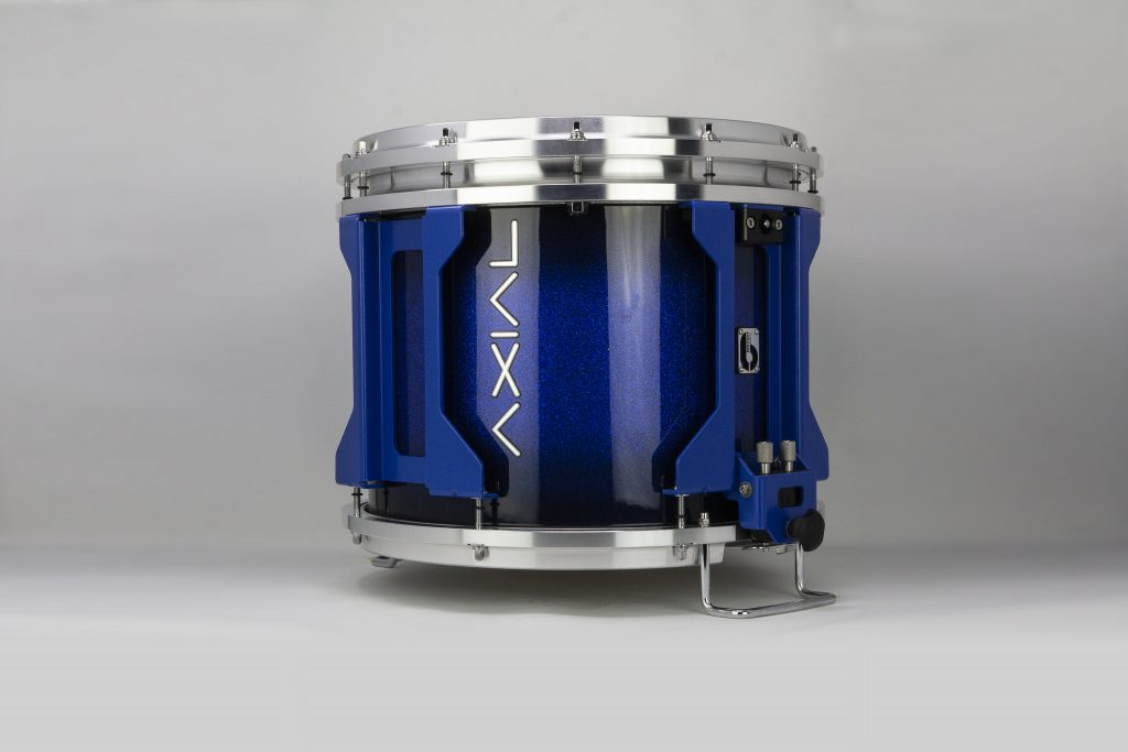 The Axial Series Pipe Band Drum