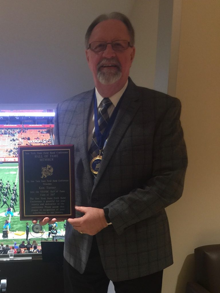 Ken Turner's Induction into The Hall of Fame