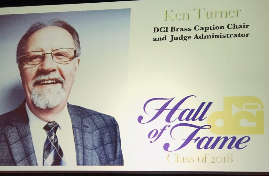 Ken Turner - Judge Administrator and Adjudicator