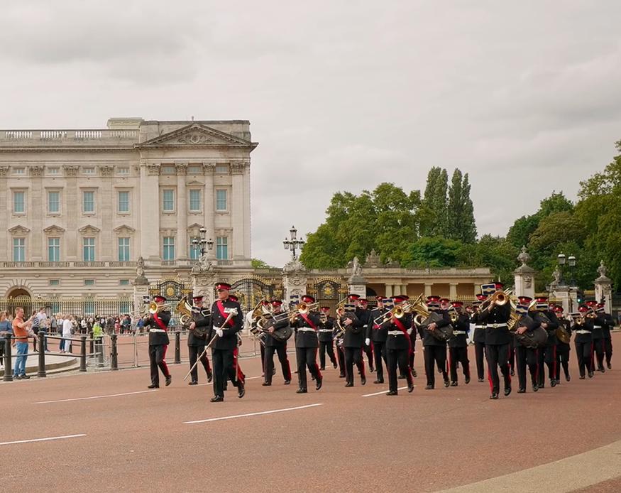 British Army Band Tidworth